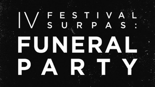 IV Festival Surpas: Funeral Party