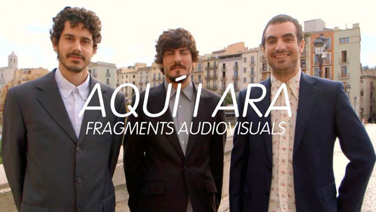 Aquí i Ara: Fragments Audiovisuals